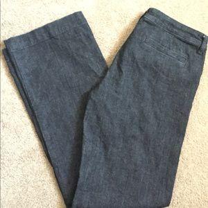 Banana Republic Trouser Jeans Size 29